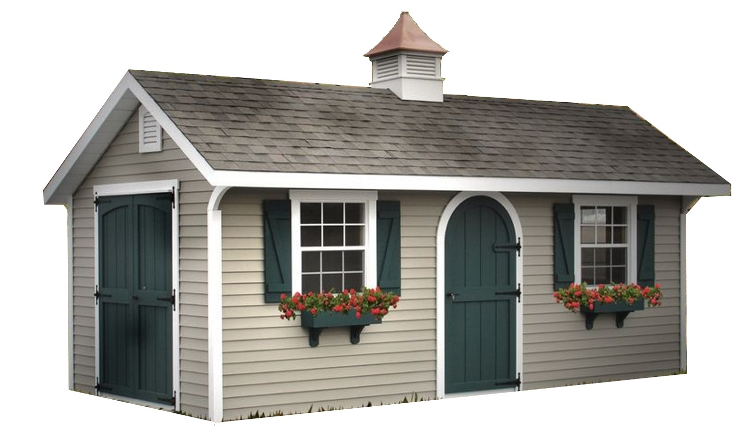 Top 4 Effortless Siding Types The Carriage Shed