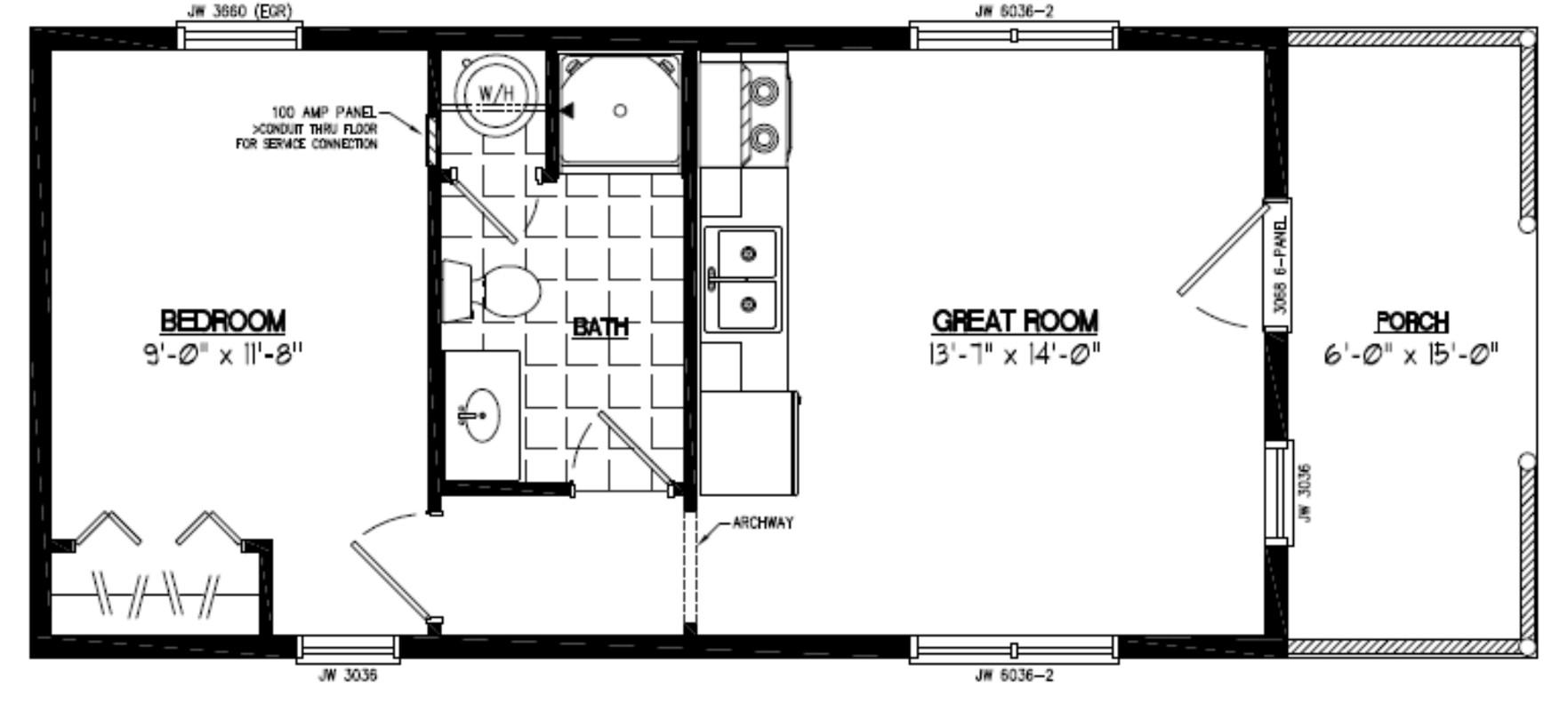 100 floor plans for log homes casual cabin living