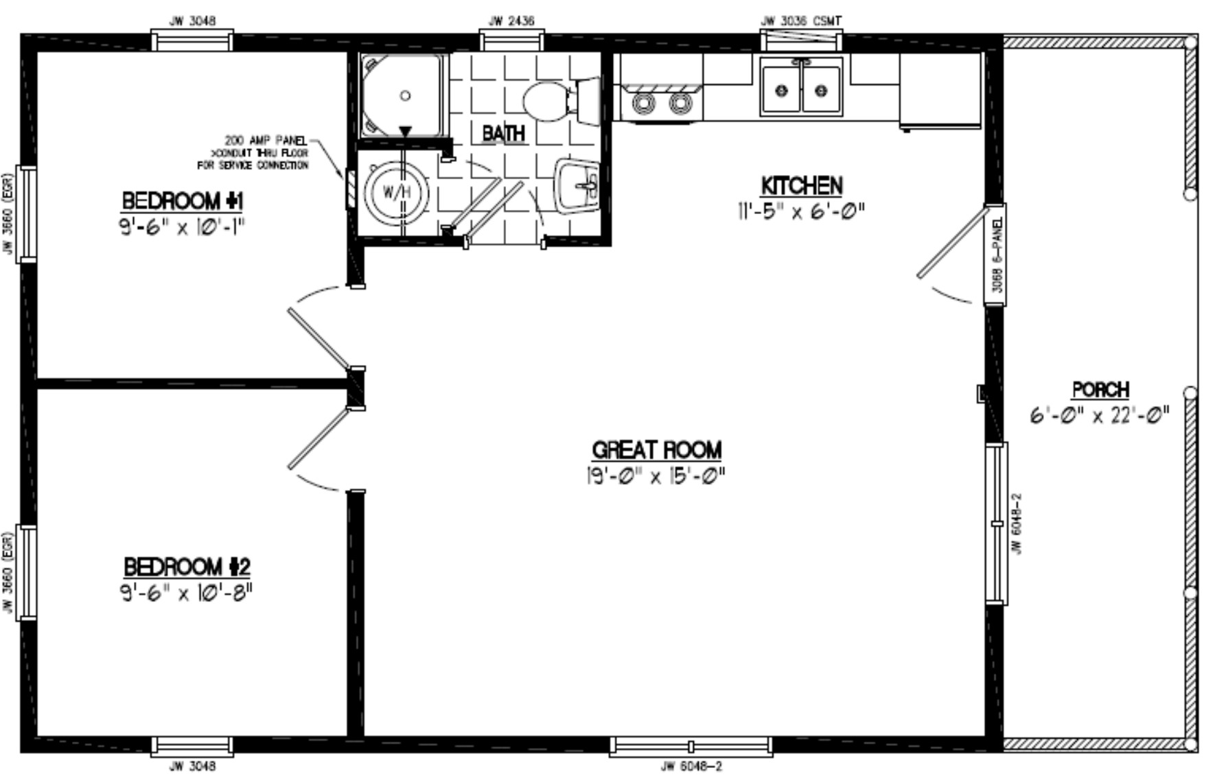 8g944w2 u further 24 X 36 House Plans together with Vastu Shastra Home Plans in addition Open Floor Plans further One Bedroom House Plans Vastu. on 2 bedroom apartment floor plan for bat