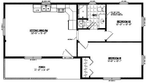 Frontier Floor Plan #22FR602