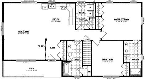 Frontier Floor Plan #28FR606