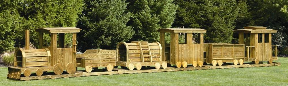 6 Piece Train