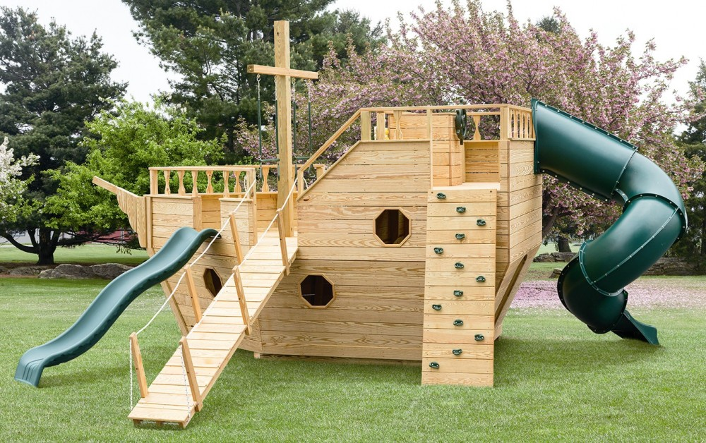 Top Ten Most Popular Play Structures Custom Barns And