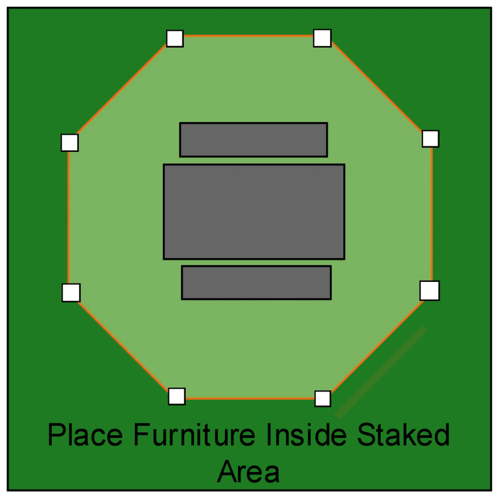 Place Furniture sketch