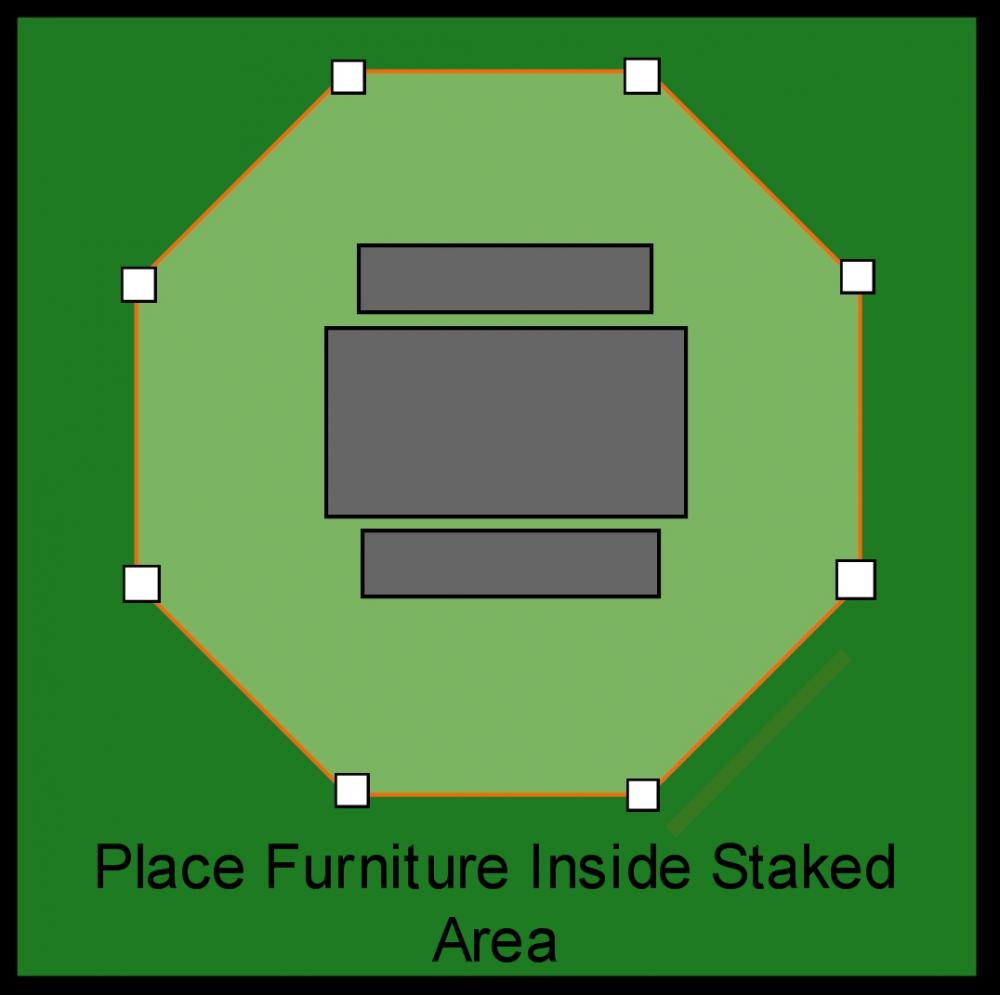 Place Furniture sketch