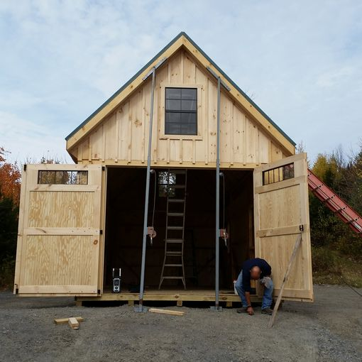 White River Garages Custom Barns And Buildings The