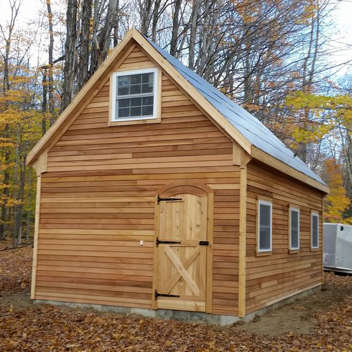 White River Sheds Custom Barns And Buildings The