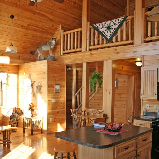 Mountaineer Deluxe - Custom Barns and Buildings - The