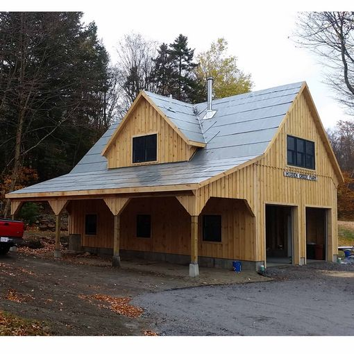Prefab Two Car Garages Custom Barns And Buildings The